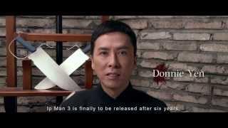 Ip Man 3 - Making-of
