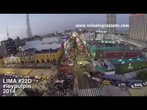 Miraflores Drone Video