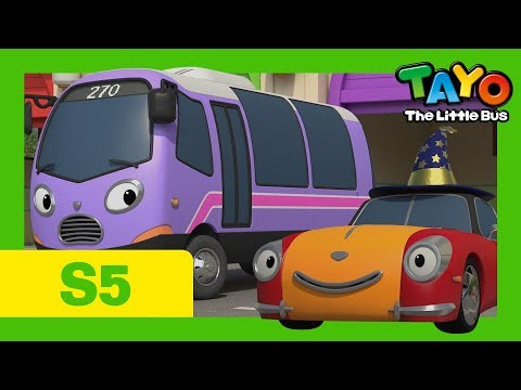 Tayo S5 EP22 l Trammy's Wish l Tayo the Little Bus