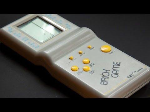 Четыре забойных игровых гаджета из лихих 90-х (видео)
