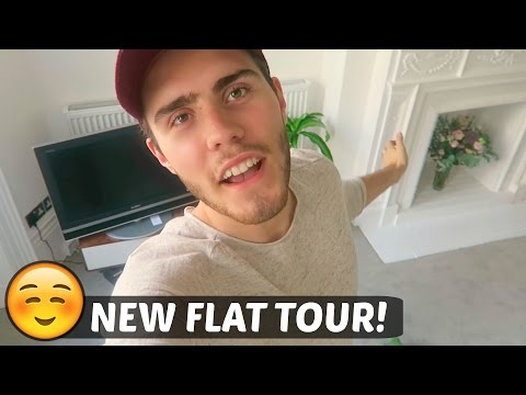 NEW FLAT TOUR!