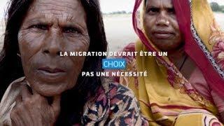 Journée mondiale de l'alimentation 2017: La migration devrait être un choix, pas