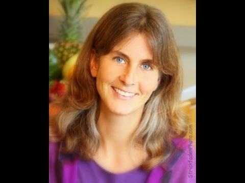 Yoga and Raw Foods, 80/10/10 Interview with 10-Yr Raw Vegan, Ellen Livingston