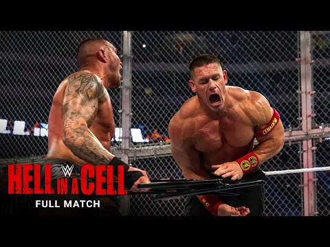 FULL MATCH - John Cena vs. Randy Orton - Hell in a Cell Match: WWE Hell in a Cell 2014