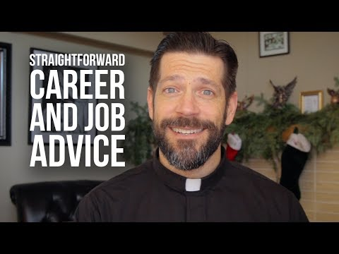 Straightforward Career and Job Advice