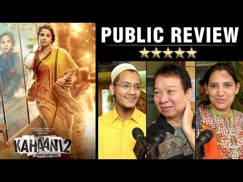 Kahaani 2 Public Review | Vidya Balan, Arjun Rampa