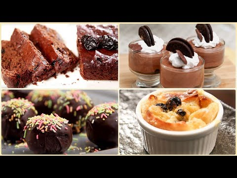 BEST Christmas Recipes 2019 | Delicious Cake & Desserts HACKS | Chocolate Plum Cake|Chocolate Mousse