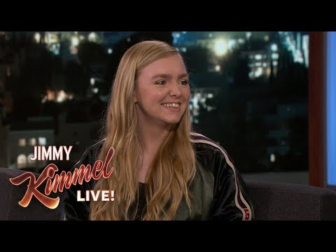 Elsie Fisher on Starring in Movie Eighth Grade