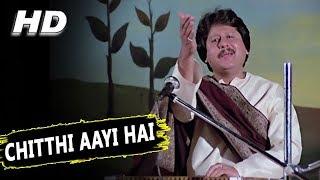 Video Chitthi Aayi Hai | Pankaj Udhas | Naam 1986 Songs | Sanjay Dutt, Nutan, Amrita Singh MP3, 3GP, MP4, WEBM, AVI, FLV Agustus 2018