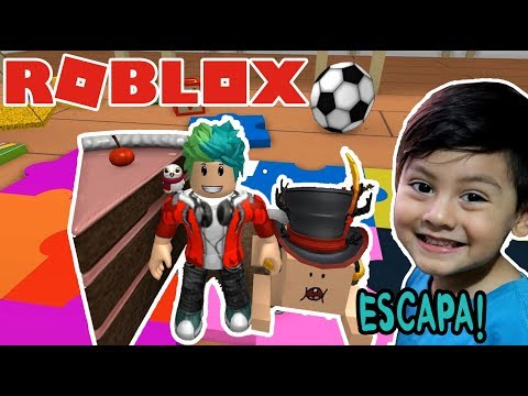 La Guarderia en Roblox | ESCAPE THE DAYCARE | Roblox Obby Juego para niños