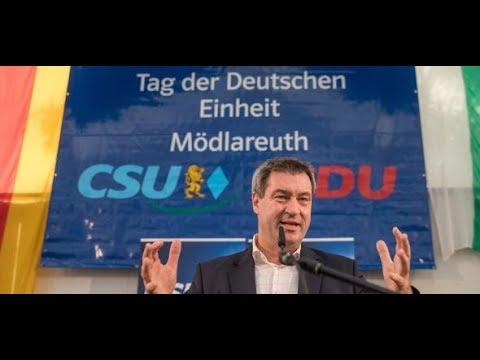Söder zur Großdemonstration in München: Das war