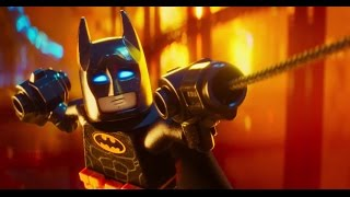 NEW TRAILER The LEGO Batman Movie  Robin Is Loose In The Bat Cave