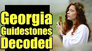 Who's Afraid of the Georgia Guidestones.? (New World Order's ten commandments)