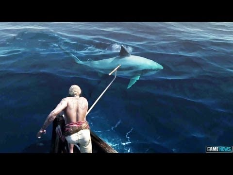 assassins - Go hunting for sharks with this new gameplay walkthrough AC4 Black Flag ! Subscribe Now : http://bit.ly/1aeBFwA. For PlayStation 4 ! PS4 - ASSASSIN'S CREED 4...