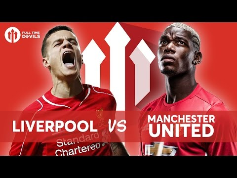 Liverpool 0-0 Manchester United LIVE STREAM WATCHALONG