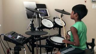 Video 10,000 Reasons (Drum Cover) - Sherwin MP3, 3GP, MP4, WEBM, AVI, FLV Mei 2018