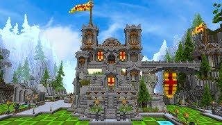 Revealing My Secret Minecraft Project