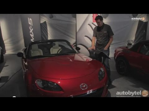 Mazda Miata 25th Anniversary Edition Unique Features with Dave Coleman