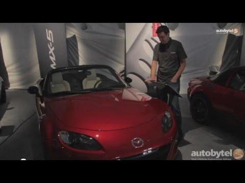 Mazda Miata 25th Anniversary Edition Unique Features with Dave Coleman