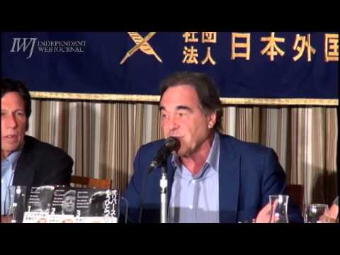 "Film director Oliver Stone  ""Obama is a snake. And we have to turn on him."""