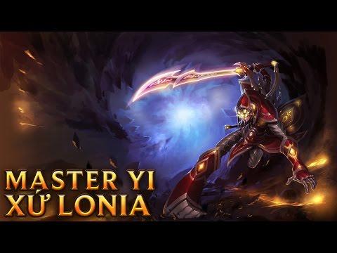 Master Yi Xứ Ionia