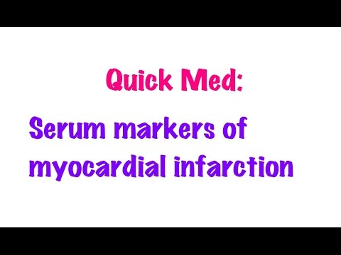 QUICK INTERNAL MEDICINE: Serum markers of the Myocardial infarction