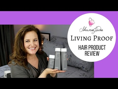 Living Proof Hair Product Review!! | ShaneeJudee