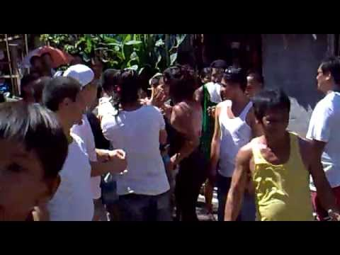 baclaran - The NIGHTMARE'S DREAM MATCH 2009 Boxing Spooftacles Venue: New Society Stifles Center Main Event of Baclaran Fiesta.