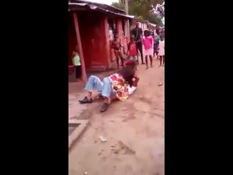 Wife Fights Back And Beats Up Her Husband