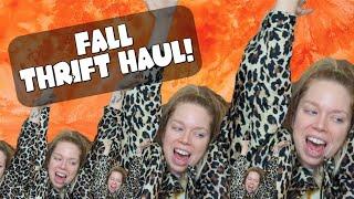 FIRST THRIFT HAUL OF FALL! by GRAV3YARDGIRL