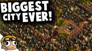 Video BIGGEST CITY EVER GETS INFECTED!   They Are Billions Beta 0.8 Update Gameplay MP3, 3GP, MP4, WEBM, AVI, FLV Oktober 2018
