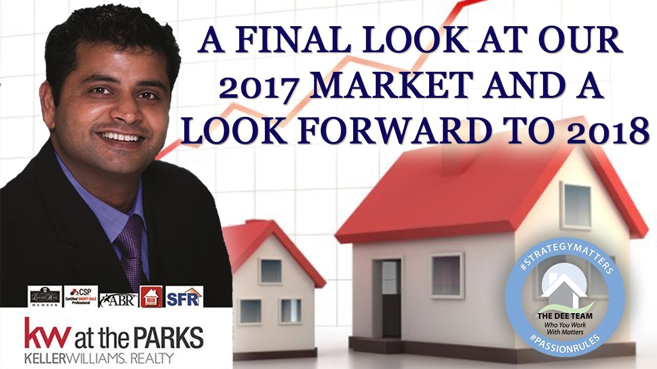 A Market Review of 2017 and a Forecast for the New Year