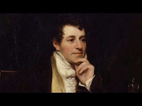 Humphry Davy and his experiments with nitrous oxide - Dr William Harrop-Griffiths