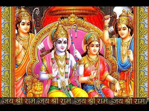 LORD RAMA - http://GitaBlog.com Click on the link for Religious articles & View all of my videos with many of these with lyrics of the song written at my 