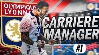 Video FIFA 17 | Carrière Manager | LYON #1 : Les Transferts !! MP3, 3GP, MP4, WEBM, AVI, FLV Mei 2017