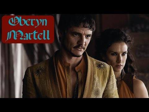 Introducing Oberyn Martell, The Red Viper [S04E01]
