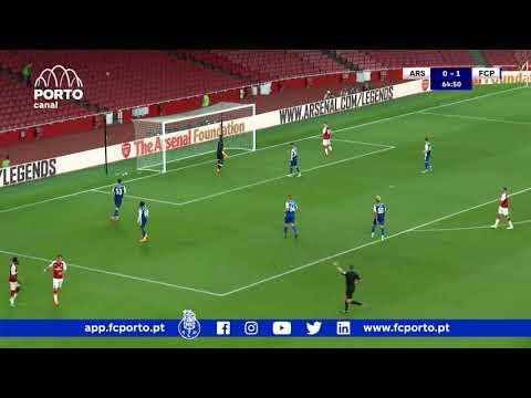 Арсенал U23 - Порту (Б) 0:1. Видеообзор матча 08.05.2018. Видео голов и опасных моментов игры