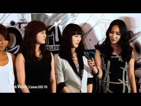 Wonder Girls @ Sunway