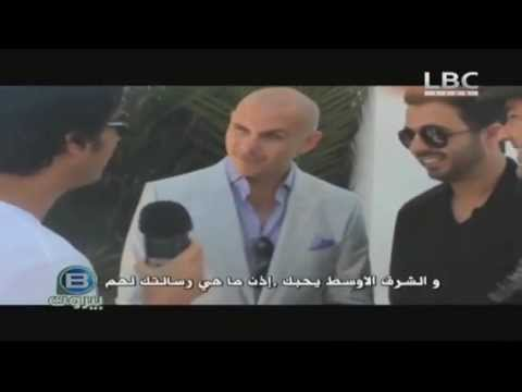 Redone - The TV report of Simo Benbachir @ the backstage of the shooting of the video clip of ( Habibi I love YOU ) including an exclusive interview with Super Produc...