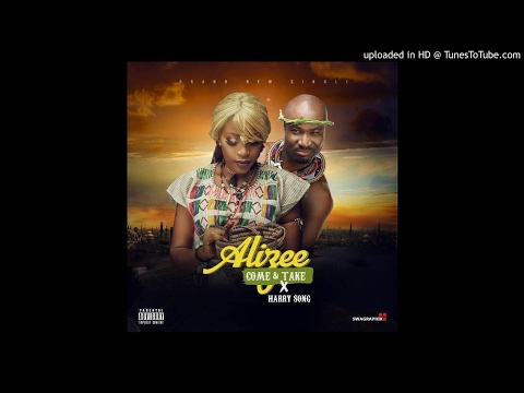 Alizee X Harrysong - Come  Take Prod By TY