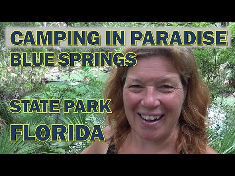 RV Living: Camping in Paradise in Florida