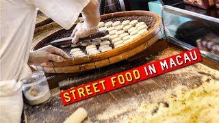 Video STREET FOOD in Macau, China 🥪 ft Spicy Pork Bun MP3, 3GP, MP4, WEBM, AVI, FLV April 2019