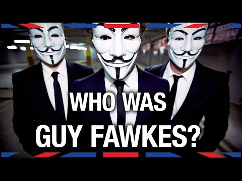 WATCH: Who Really Was Guy Fawkes
