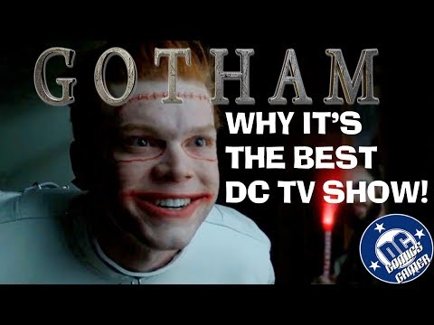 GOTHAM: 5 REASONS WHY IT'S THE BEST DC SHOW!