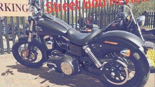 8. 2016 Harley Davidson Street Bob Review