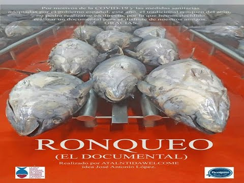 RONQUEO ATÚN Isla Cristina 2020