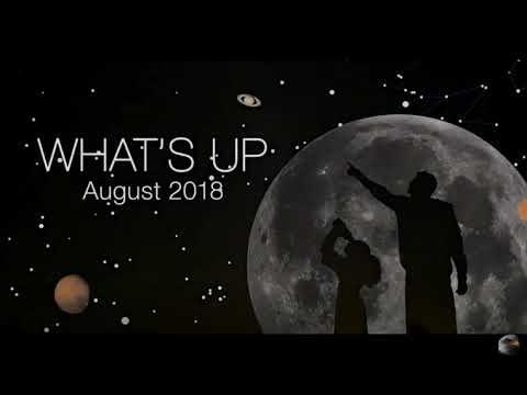 Perseid Meteor Shower - August 2018