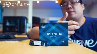 "In this test, we tested Intel Optane Memory solution with Seagate Barracuda 1TB HDD vs a Seagate Barracuda 1TB HDD.Intel Optane Memory System Specs:1x Intel Core i3 7100 Dual Core LGA 1151 3.9 GHz CPU Processor1x Intel Optane 16GB M.2 Memory Module - MEMPEK1W016GAXT1x Seagate ST2000DM006 2TB BarraCuda 3.5"" 7200RPM SATA3 HDD1x ASRock B250M-Pro4 LGA 1151 Micro-ATX Motherboard1x Corsair Vengeance LPX 8GB (1x 8GB) DDR4 2400MHz Memory1x Thermaltake Versa H15 Case with 600W PSU1x Gigabyte GeForce GTX 1050 Ti OC 4GB Video Card1x Windows 10 Home 64-bit OEM DVDSeagate Barracuda System Specs:1x Intel Core i3 7100 Dual Core LGA 1151 3.9 GHz CPU Processor1x Seagate ST2000DM006 2TB BarraCuda 3.5"" 7200RPM SATA3 HDD1x ASRock B250M-Pro4 LGA 1151 Micro-ATX Motherboard1x Corsair Vengeance LPX 8GB (1x 8GB) DDR4 2400MHz Memory1x Thermaltake Versa H15 Case with 600W PSU1x Gigabyte GeForce GTX 1050 Ti OC 4GB Video Card1x Windows 10 Home 64-bit OEM DVDCustomise your very own Intel Optane Memory PC today: https://www.mwave.com.au/cpc/configure/110"