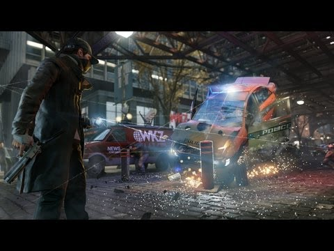 clip - Destiny Playstation 4 anncount http://bit.ly/ZsLRNX See Watch Dogs on PS4, narrated by Ubisoft Montreal Subscribe to IGN's channel for reviews, news, and all...