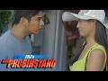"FPJ""s Ang Probinsyano: Cardo kisses Isabel"